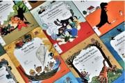 한국동화, 싱가포르 도서관에서 어린이들과 만나다!