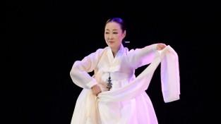 서울특별시 무형문화재 제46호 살풀이춤 이은주 명무
